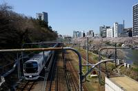 JR総武線 飯田橋駅付近