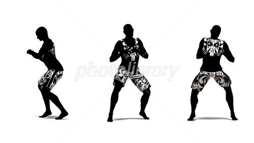 格闘家 イラスト素材 2189257 フォトライブラリー Photolibrary