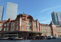 The reprint has been Tokyo Station Stock photo [2179893] Tokyo