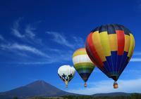 Hot air balloon Stock photo [2182617] Hot