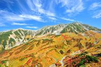 Tateyama of autumn Stock photo [2184342] Mountain