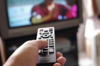 TV channel operation Stock photo [2187914] Remote