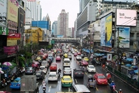Bangkok skyline Stock photo [2189713] Bangkok