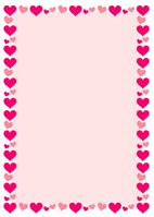 Heart frame [2190298] Hart