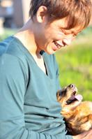 Men and dog Stock photo [2191108] Man