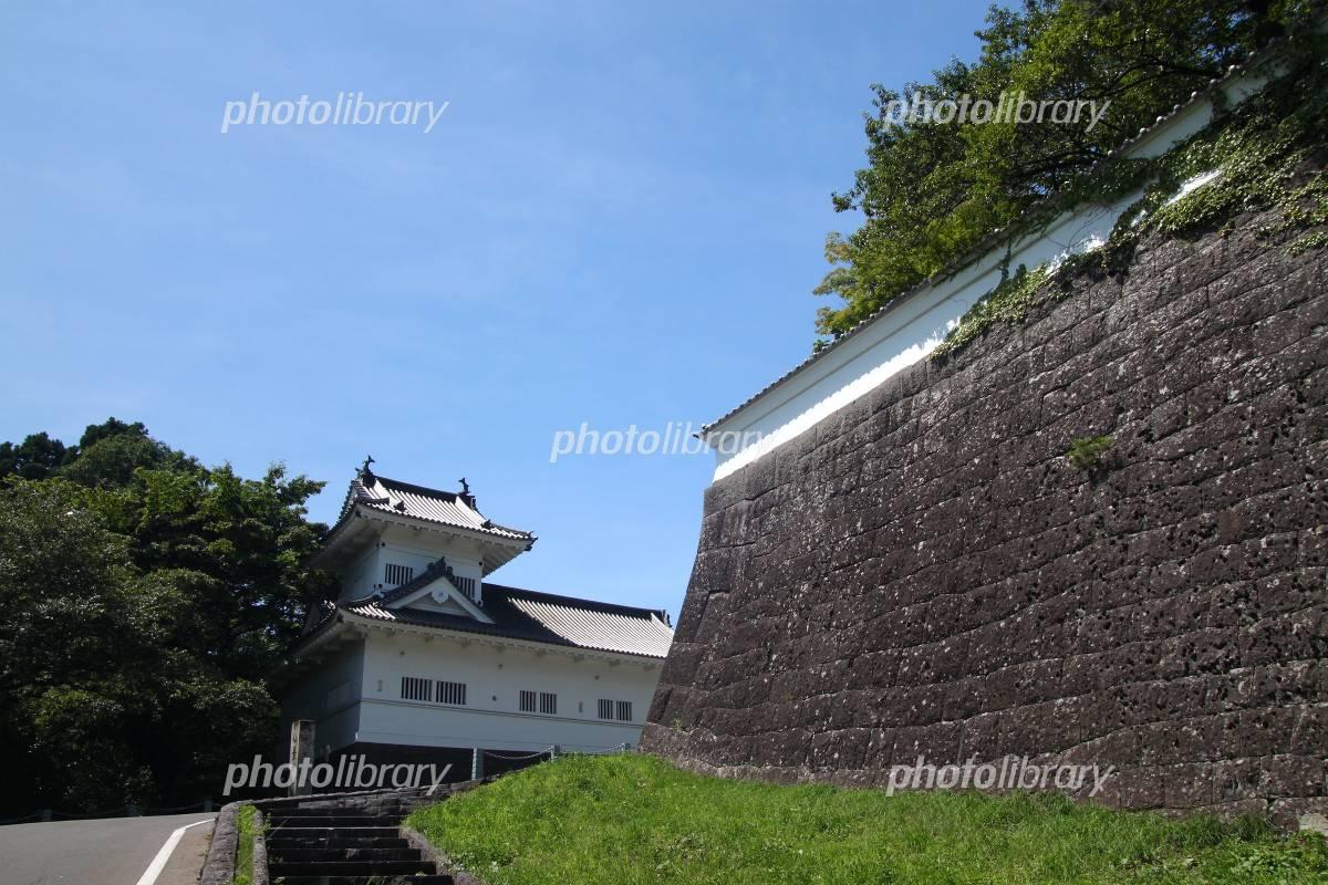 Ishigaki and Wakiyagura major Monzeki of Sendai Castle Photo