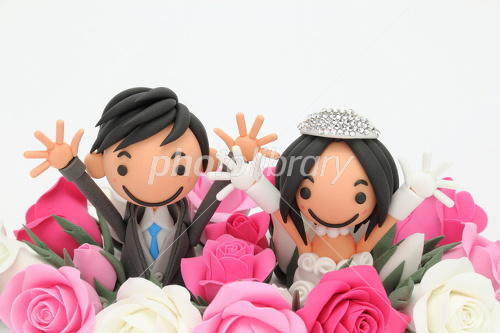 Wedding of image Photo