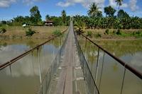 コタキナバルの吊り橋