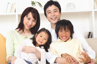 Family Portrait Stock photo [2319543] Four