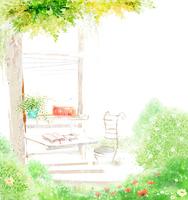 Spring tree Painter
