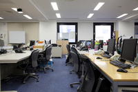 Nobody office Stock photo [2322254] Japan