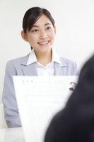 Women undergoing interview Stock photo [2322821] 2