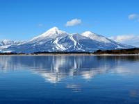 Aizu Bandai and Lake Inawasiro Stock photo [2327085] Aizu