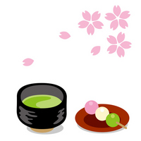 Matcha and dumpling [2442538] Matcha