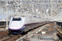 E2 series Shinkansen Stock photo [2445293] JR