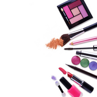 Makeup tools Stock photo [2450383] Cosmetics