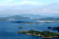 Seto Inland Sea from Mihara Stock photo [2452177] Mihara