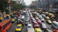 Bangkok hustle and bustle Stock photo [2562065] Car