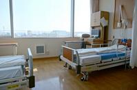 Hospital room where there is a window Stock photo [2563941] Hospital