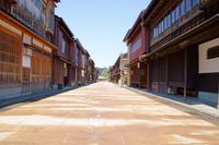 Kanazawa Higashi Chaya District Stock photo [2566320] Higashi