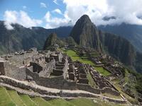 Sky city, Machu Picchu Stock photo [2566535] Sky