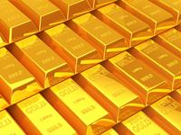 Gold bar [2569082] Gold