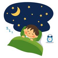 Bedtime (boy) [2569400] Going