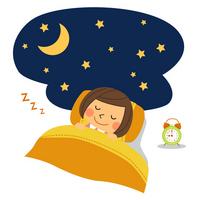 Bedtime (girl) [2569403] Going