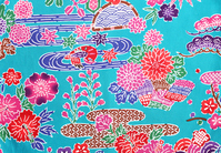 Okinawa pattern Bingata Stock photo [2570664] Bingata