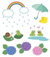 Wet [2571736] Rainy