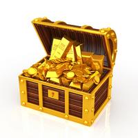 Treasure [2572436] Gold
