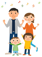 A family of four - rejoice [2573969] Family