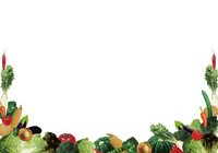 The frame of vegetables to lower [2575371] An