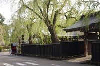 Old samurai residences Stock photo [2576197] Kakunodate