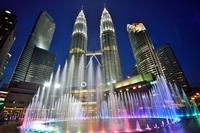 Petronas Twin Towers Stock photo [2670924] Petronas