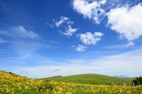 Blue sky of Kirigamine Stock photo [2672550] Kirigamine