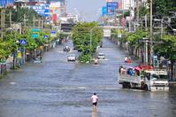 2011 Thailand flood Stock photo [2672910] Thailand