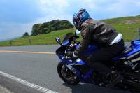 Akiyoshidai bike touring Stock photo [2673125] YZF-R1