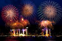 Minato Kobe Maritime fireworks Stock photo [2677082] Hyogo