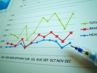 Line graph Stock photo [2677388] Business