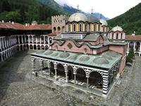 Monastery of world heritage Lira Stock photo [2677577] Overseas