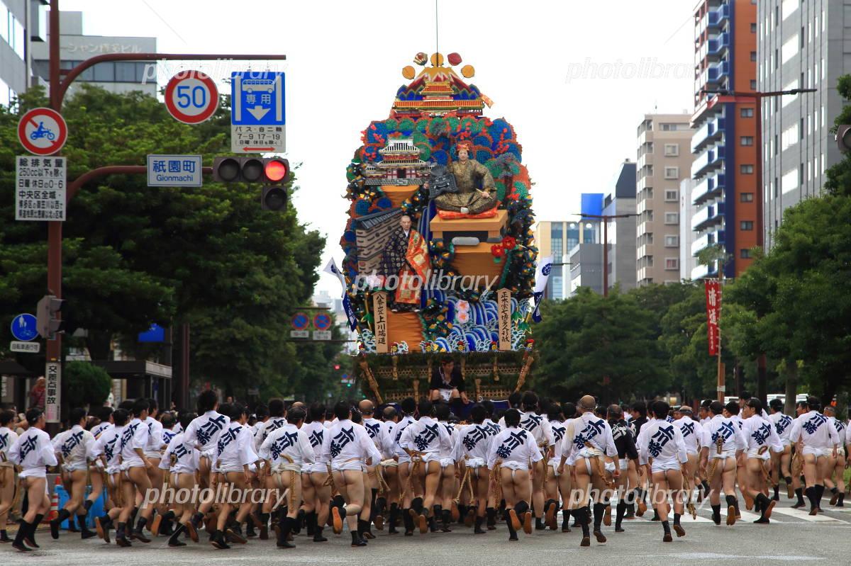 Hakata Yamakasa Photo