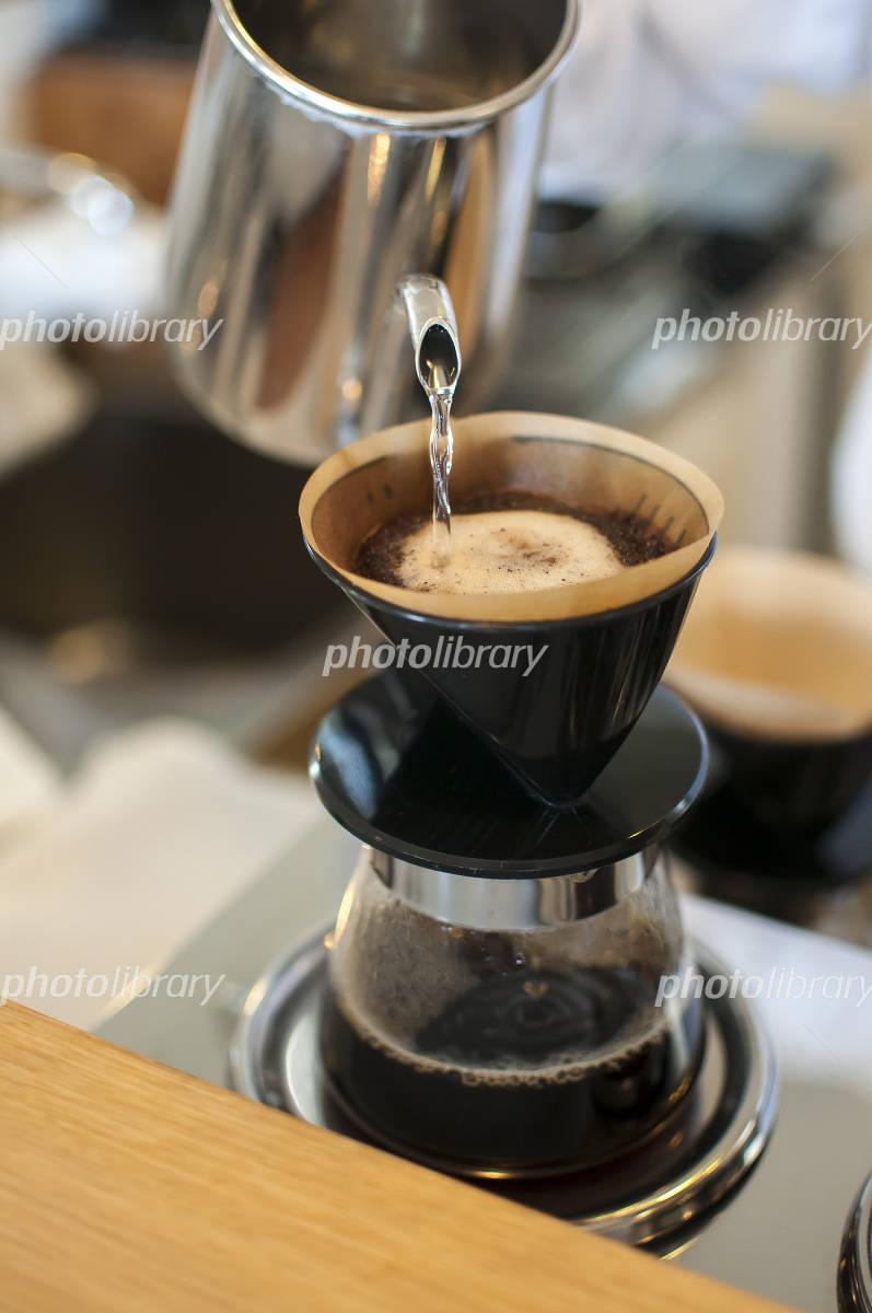 Drip coffee Photo