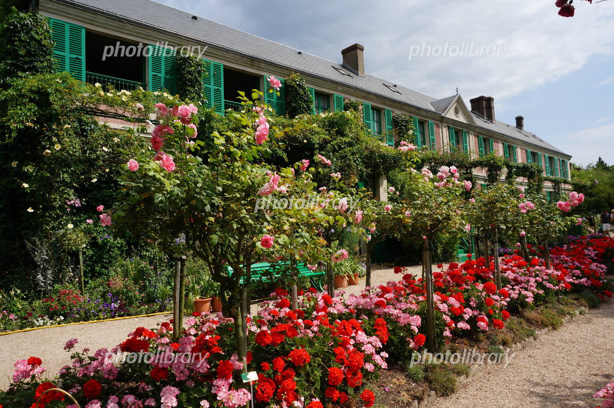 Claude Monet's House and Gardens Photo