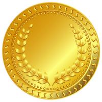 Gold medal [2754706] Gold
