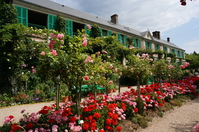 Claude Monet's House and Gardens Stock photo [2760435] France