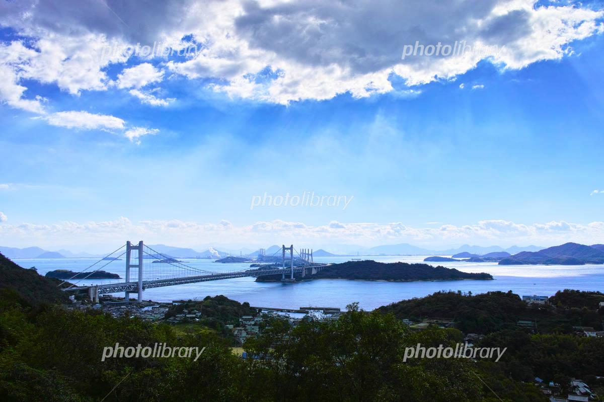 Seto-Ohashi bridge Photo