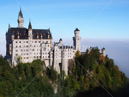 Neuschwanstein Castle Photo