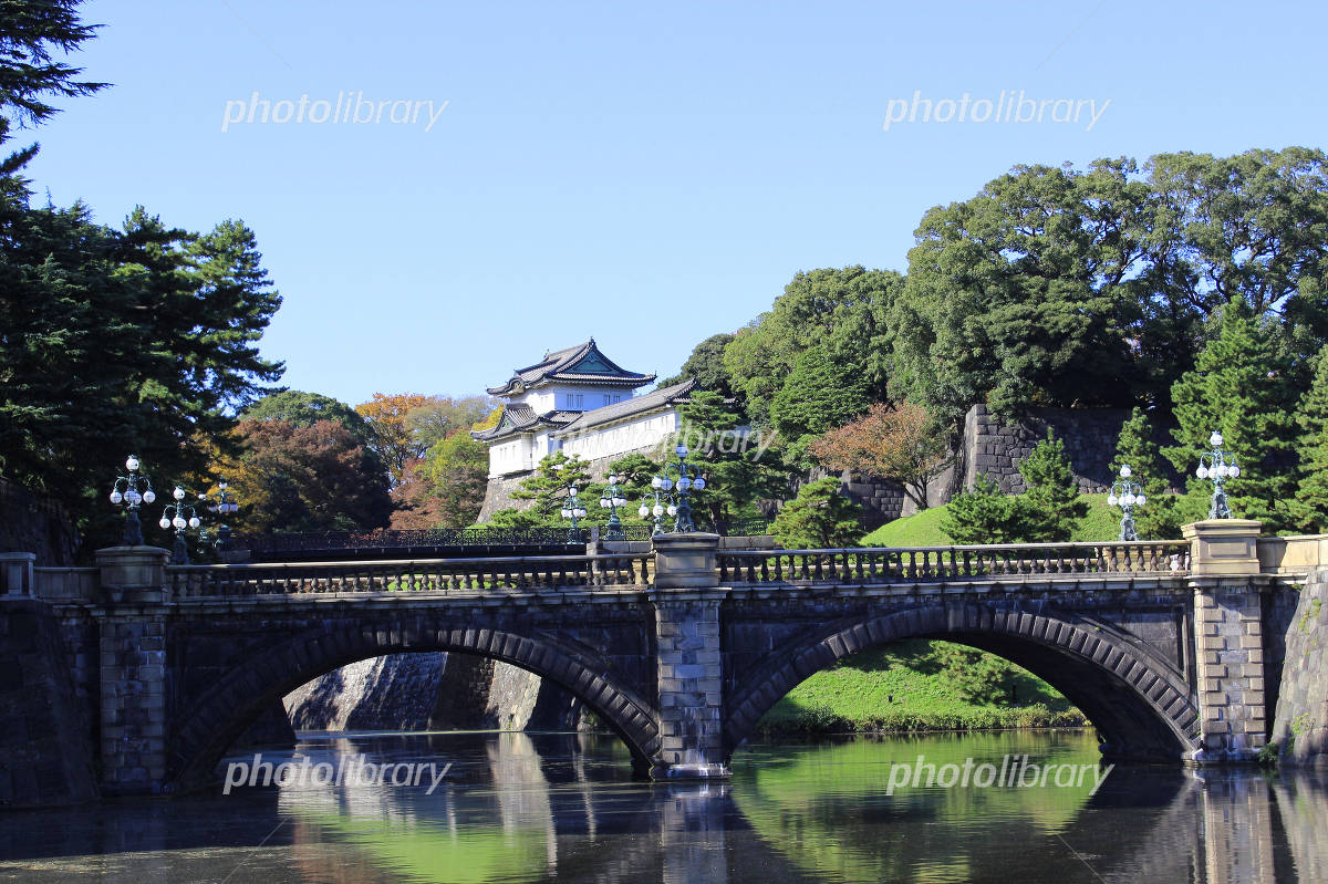 Tokyo Imperial Palace Photo