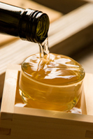 I pour the sake Stock photo [2839564] Liquor